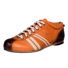 zeha Berlin - Carl Hässner - LIGA 855 - orange / cream / brown